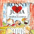 Cover for Ronny & Julia vol 3 - Ronny & Julia och tjejbacillerna