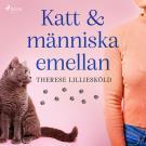 Cover for Katt och människa emellan