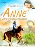 Cover for Anne ratsastuskilpailuissa