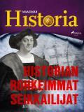 Cover for Historian rohkeimmat seikkailijat