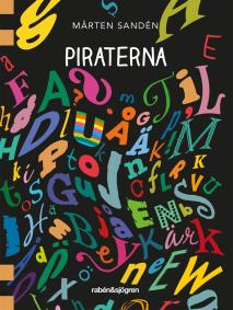 Cover for Piraterna