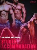 Cover for Student accommodation - Erotic Short Story