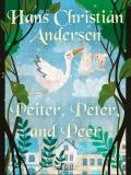 Cover for Peiter, Peter, and Peer
