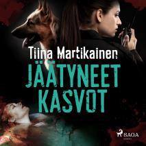 Cover for Jäätyneet kasvot