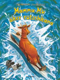 Cover for Mamma Mu åker rutschkana