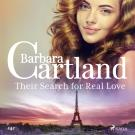 Cover for Their Search for Real Love (Barbara Cartland's Pink Collection 142)