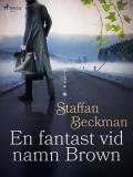 Cover for En fantast vid namn Brown
