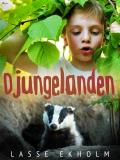 Cover for Djungelanden