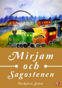 Cover for Mirjam och Sagostenen