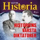 Cover for Historiens värsta diktatorer