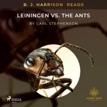 Cover for B. J. Harrison Reads Leiningen vs. the Ants