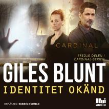 Cover for Identitet okänd