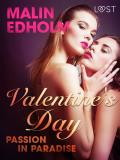 Cover for Valentine's Day: Passion in Paradise - Erotic Short Story
