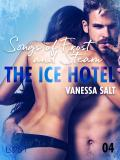 Cover for The Ice Hotel 4: Songs of Frost and Steam - Erotic Short Story