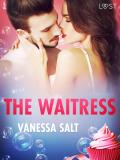 Cover for The Waitress - Erotic Short Story
