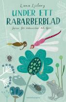 Cover for Under ett rabarberblad : verser för människor och djur