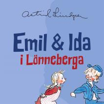Cover for Emil och Ida i Lönneberga