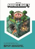 Cover for Minecraft Guideboken till PvP minispel