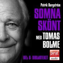Cover for SOMNA SKÖNT del 6: Biblioteket
