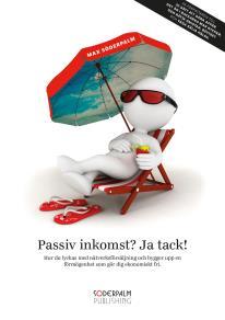 Cover for Passiv inkomst? Ja tack!