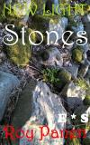 Cover for NEW LIGHT Stones (English / Swedish)