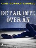 Cover for Det är inte över än