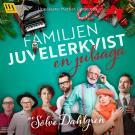 Cover for Familjen Juvelerkvist – en julsaga
