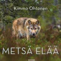 Cover for Metsä elää