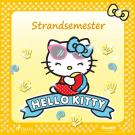 Cover for Hello Kitty - Strandsemester