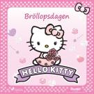 Cover for Hello Kitty  - Bröllopsdagen