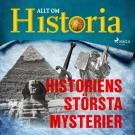 Cover for Historiens största mysterier