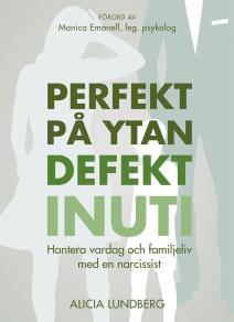 Cover for Perfekt på ytan defekt inuti: hantera vardag och familjeliv med en narcissist