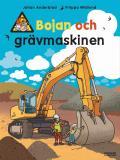 Cover for Bojan och grävmaskinen