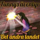 Cover for Funnys äventyr - Det andra landet