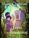Cover for Lapsi haudassa