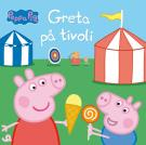 Cover for Greta på tivoli