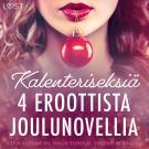 Cover for Kalenteriseksiä - 4 eroottista joulunovellia