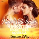 Cover for Kun Niili tulvii - 4 eksoottisen eroottista novellia