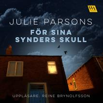 Cover for För sina synders skull