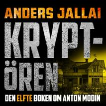 Cover for Kryptören
