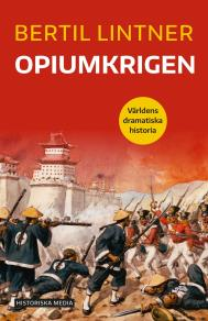 Cover for Opiumkrigen