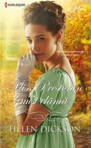 Cover for Miss Prestonin uusi elämä