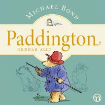 Cover for Paddington ordnar allt