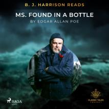 Cover for B.J. Harrison Reads MS. Found in a Bottle