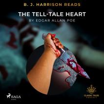 Cover for B. J. Harrison Reads The Tell-Tale Heart