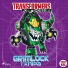 Cover for Transformers - Robots in Disguise - Grimlock i knipa