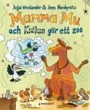 Cover for Mamma Mu och Kråkan gör ett zoo