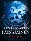 Cover for Tuntematon painajainen