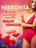 Cover for Hieronta - 8 kuumaa eroottista novellia