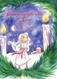 Cover for Tärnan som inte ville bli Lucia